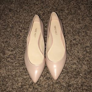 Nine West Onlee Flats, size 7